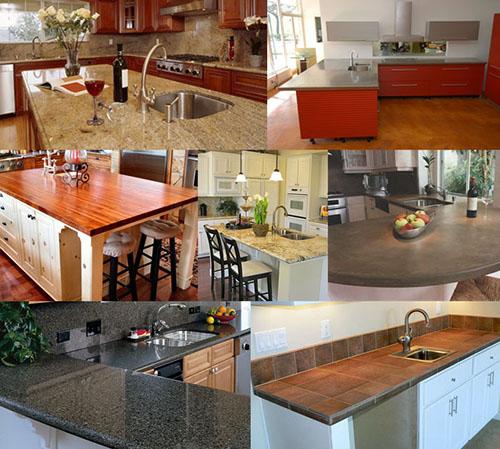 Top 7 Kitchen Countertops