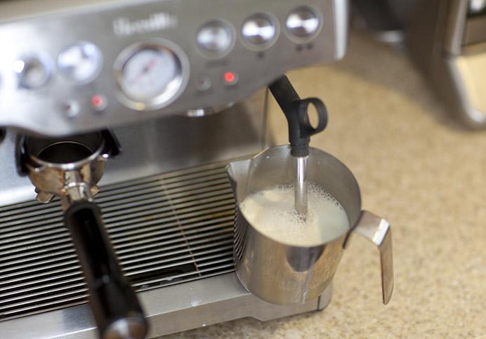 Breville Espresso Machine 3