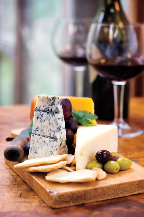 Creating the Perfect Cheeseboard