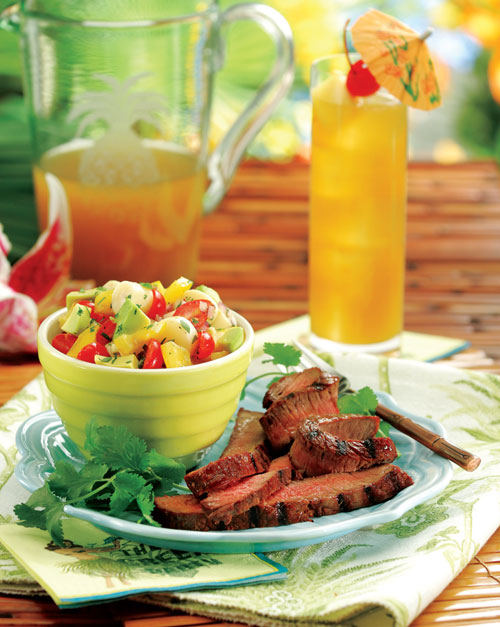 Island Grilled Beef
