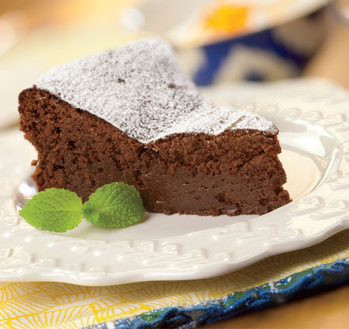 Chocolate Cake for Passover
