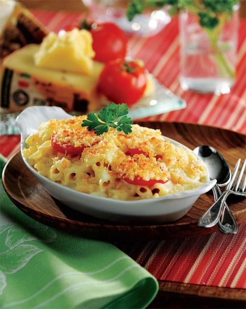 Gourmet White Mac & Cheese