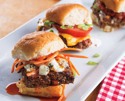 Sliders 3-Ways