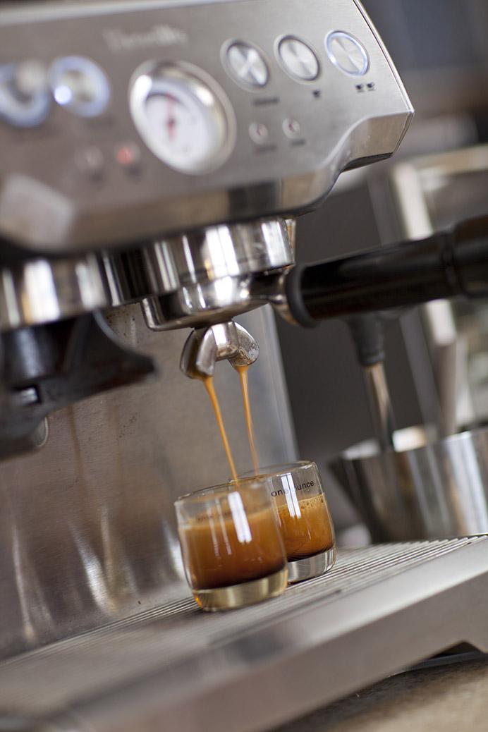 Breville Espresso Machine 2