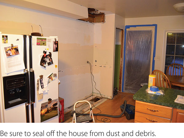 Seal Off House